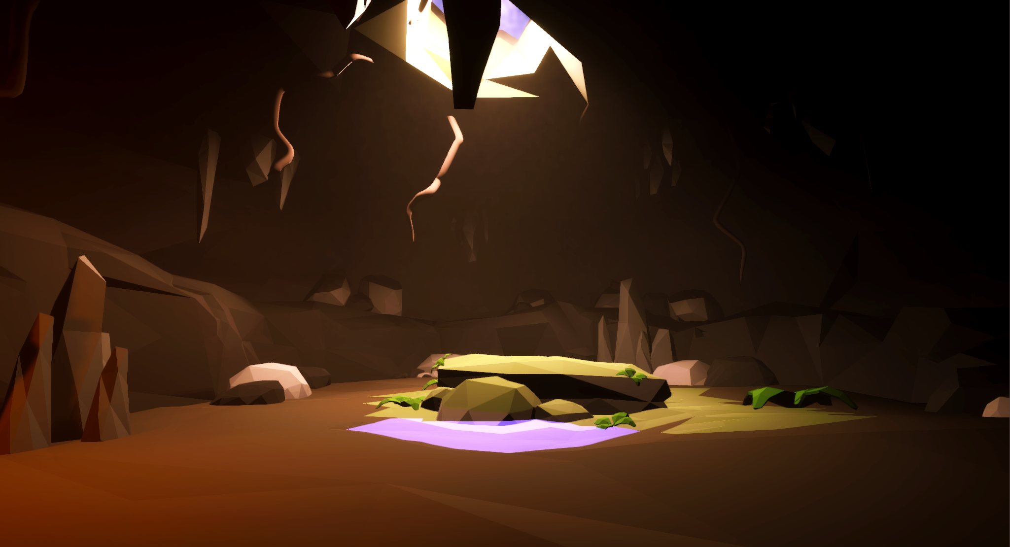 Split World - Leveldesign und Charakterentwicklung für ein Adventure Game