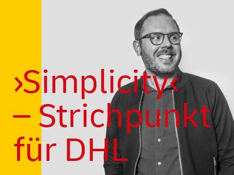 DHL Brand Hub/Strichpunkt – Vortrag