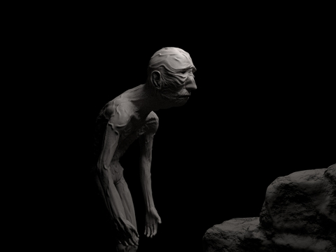 Exhaustion - 3D-Charakteranimation
