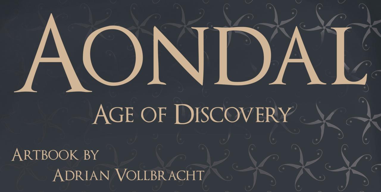 Aondal - Concept Art für eine fiktive Welt